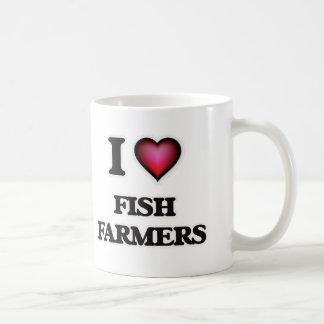 I love Fish Farmers Coffee Mug