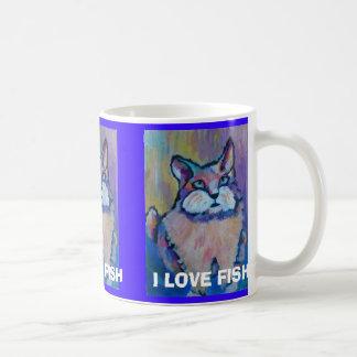 I LOVE FISH - Mug