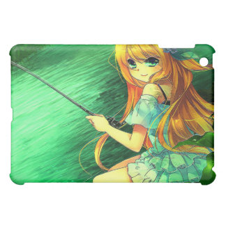 I Love Fishing Ipad Case