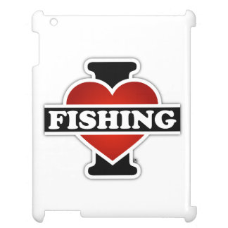 I Love Fishing iPad Covers