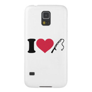 I love fishing rod galaxy s5 case