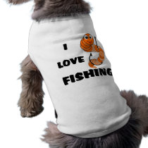 I Love Fishing Shirt
