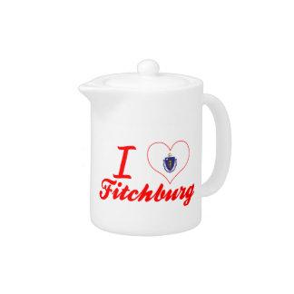I Love Fitchburg, Massachusetts