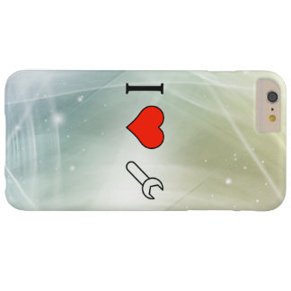 I Love Fixer Barely There iPhone 6 Plus Case