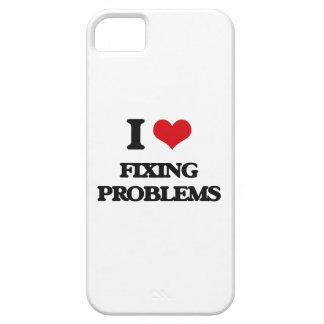 i LOVE fIXING pROBLEMS iPhone 5 Covers