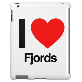 i love fjords