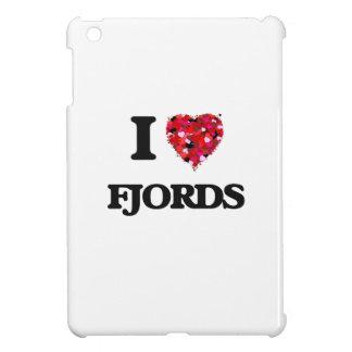 I Love Fjords Case For The iPad Mini