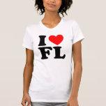 I LOVE FL T-SHIRTS