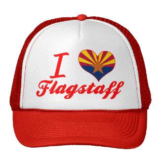 I Love Flagstaff, Arizona Hat