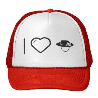 I Love Flamenco Hats