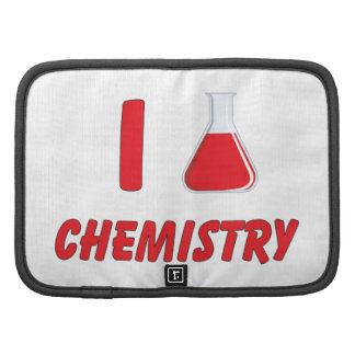 I Love (flask) Chemistry Planners