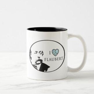 I Love Flaubert Mug