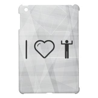 I Love Flexing Techniques Cover For The iPad Mini