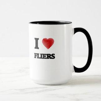 I love Fliers Mug