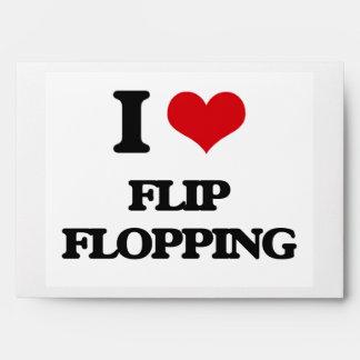 i LOVE fLIP fLOPPING Envelopes