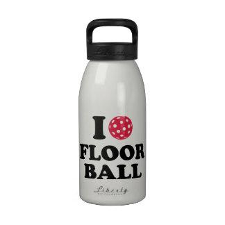 I love Floorball Water Bottle
