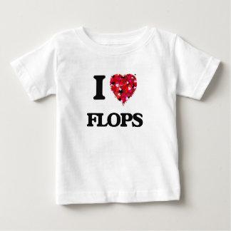 I Love Flops T Shirt