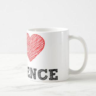 I Love Florence Coffee Mug