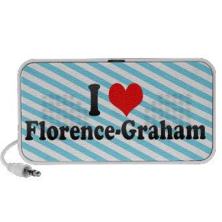 I Love Florence-Graham, United States Portable Speakers