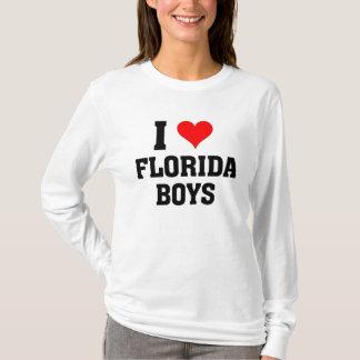 I love Florida Boys T-Shirt