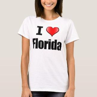 I Love Florida T-Shirt - Women
