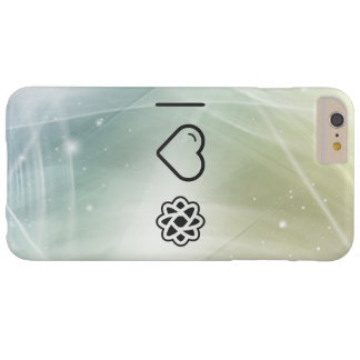 I Love Flower Corals Barely There iPhone 6 Plus Case