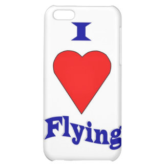 I love flying iPhone 5C covers