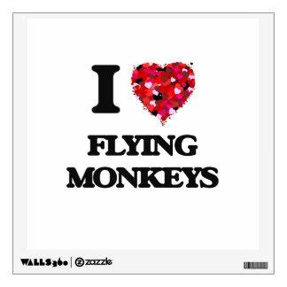 I love Flying Monkeys Room Decals
