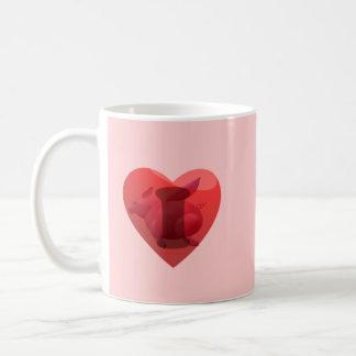 I love flying pigs coffee mug