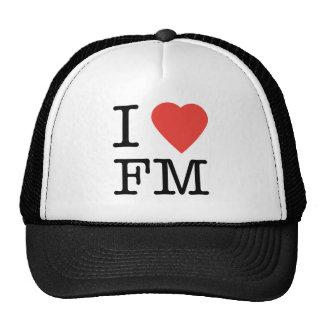 I Love FM Trucker Hat