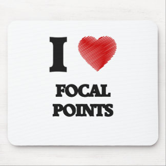 I love Focal Points Mouse Pad