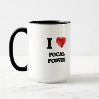 I love Focal Points Mug