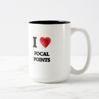 I love Focal Points Two-Tone Coffee Mug