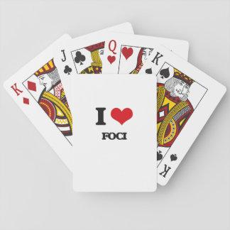i LOVE fOCI Card Decks