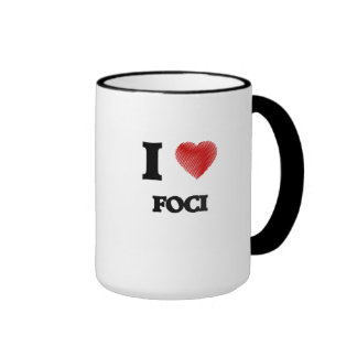 I love Foci Ringer Mug