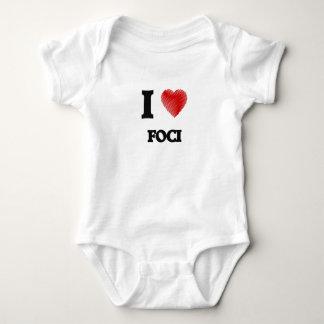 I love Foci T-shirt