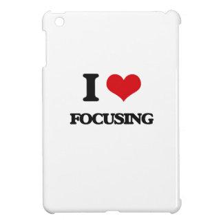 i LOVE fOCUSING Cover For The iPad Mini
