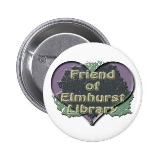 I love FOEL Pinback Button