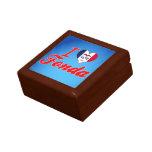 I Love Fonda, Iowa Trinket Box
