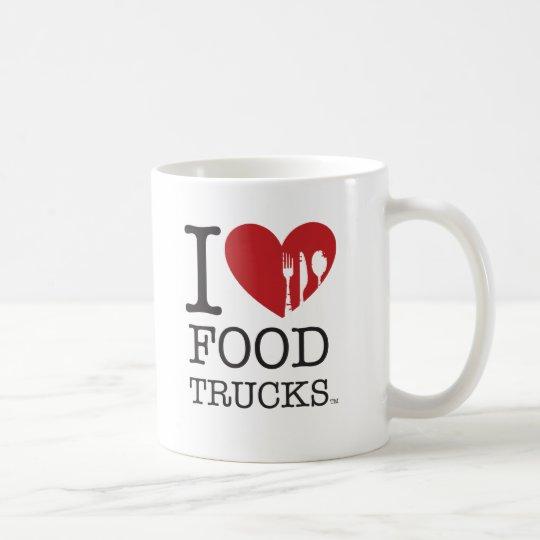 I LOVE Food Trucks Coffee Mug