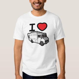 I Love Food Trucks! Shirt