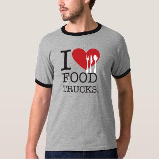 I LOVE Food Trucks T-Shirt