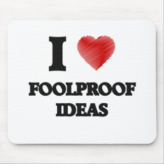 I love Foolproof Ideas Mouse Pad