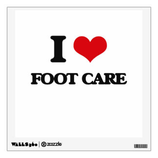 i LOVE fOOT cARE Room Graphic