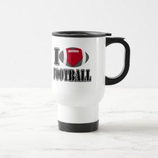 I Love Football - Mugs
