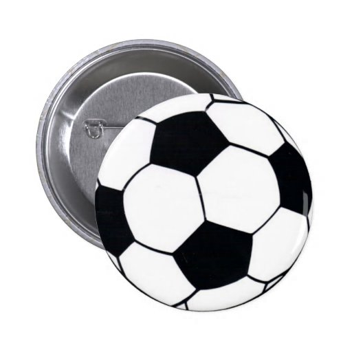 I LOVE FOOTBALL (SOCCER) PINBACK BUTTON