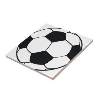 I LOVE FOOTBALL (SOCCER) TILE