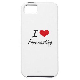 I love Forecasting iPhone 5 Case