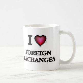 I love Foreign Exchanges Coffee Mug