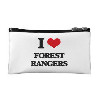 I love Forest Rangers Makeup Bags